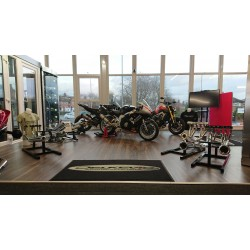 Delkevic's New Showroom