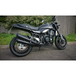 Kawasaki Z900RS 4 into 4 exhaust system coming soon!