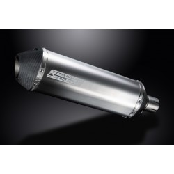 Triumph Tiger Sport 1050 silencer kit by Delkevic