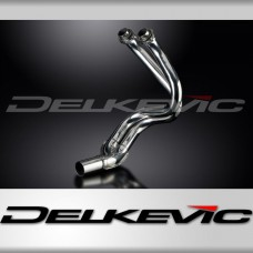 Stainless Steel 2-1 Down Pipes to fit ER-6F ER 6F (2006-2008)