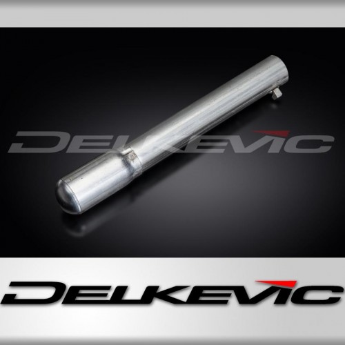 Oval Straight Outlet Silencer Baffle to fit All Models