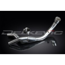Stainless Steel De-Cat Pipe to fit YZF-R1 4C8 (2007-2008)