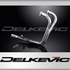 Stainless Steel 2-1 Down Pipes to fit CBF500 (2004-2005)