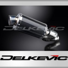 DS70 225mm Oval Carbon Fibre Silencer to fit RSV 4 R (2010-2011)