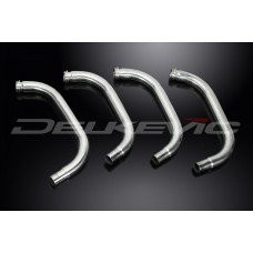 GSX1400 01-05 DOWNPIPES STAINLESS STEEL to fit GSX1400 (2001-2004)