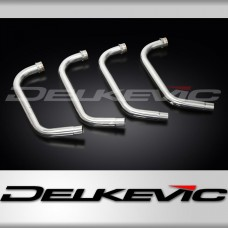 4 Stainless Steel Down Pipes to fit GSX1400 (2001-2004)