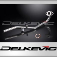 DR125SM 09-14 DOWNPIPE STAINLESS STEEL to fit DR125SM (2009-2014)