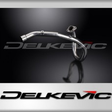 DR650SE 96-14 DOWNPIPE STAINLESS STEEL to fit DR650SE (1996-1998)