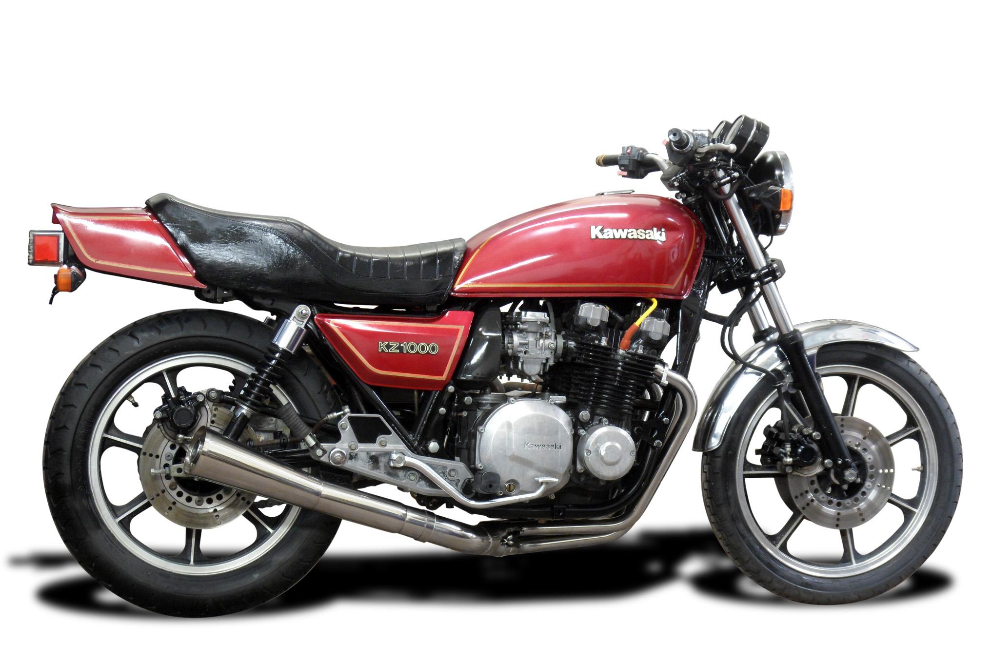 1983 Kawasaki Z1000J
